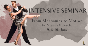 Intensive Seminar 2018 – From Mechanics to Motion