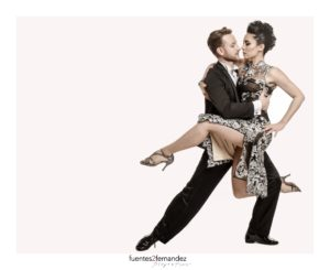 Sayaka Higuchi y Joscha Engel are international dancers of Argentine Tango