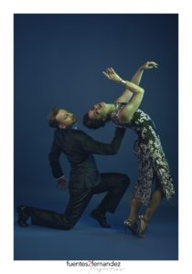 Sayaka Higuchi and Joscha Engel - Performers of Argentine Tango