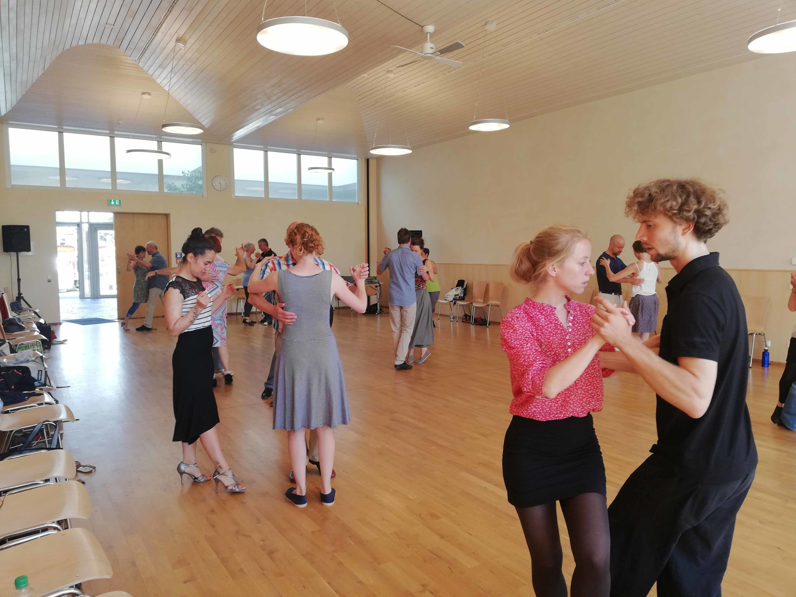 Workshops at the Tango Magie Festivalito in Freiburg 22nd to 24th of June 2018